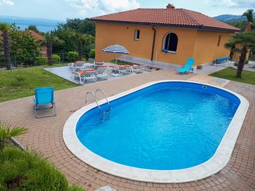 Oprič, Opatija, Property 11785 - Vacation Rentals with pebble beach.