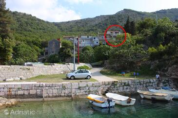Merag, Cres, Property 11791 - Apartments by the sea.