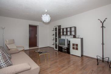 Novo Selo, Living room in the house, dostupna klima, dopusteni kucni ljubimci i WIFI.
