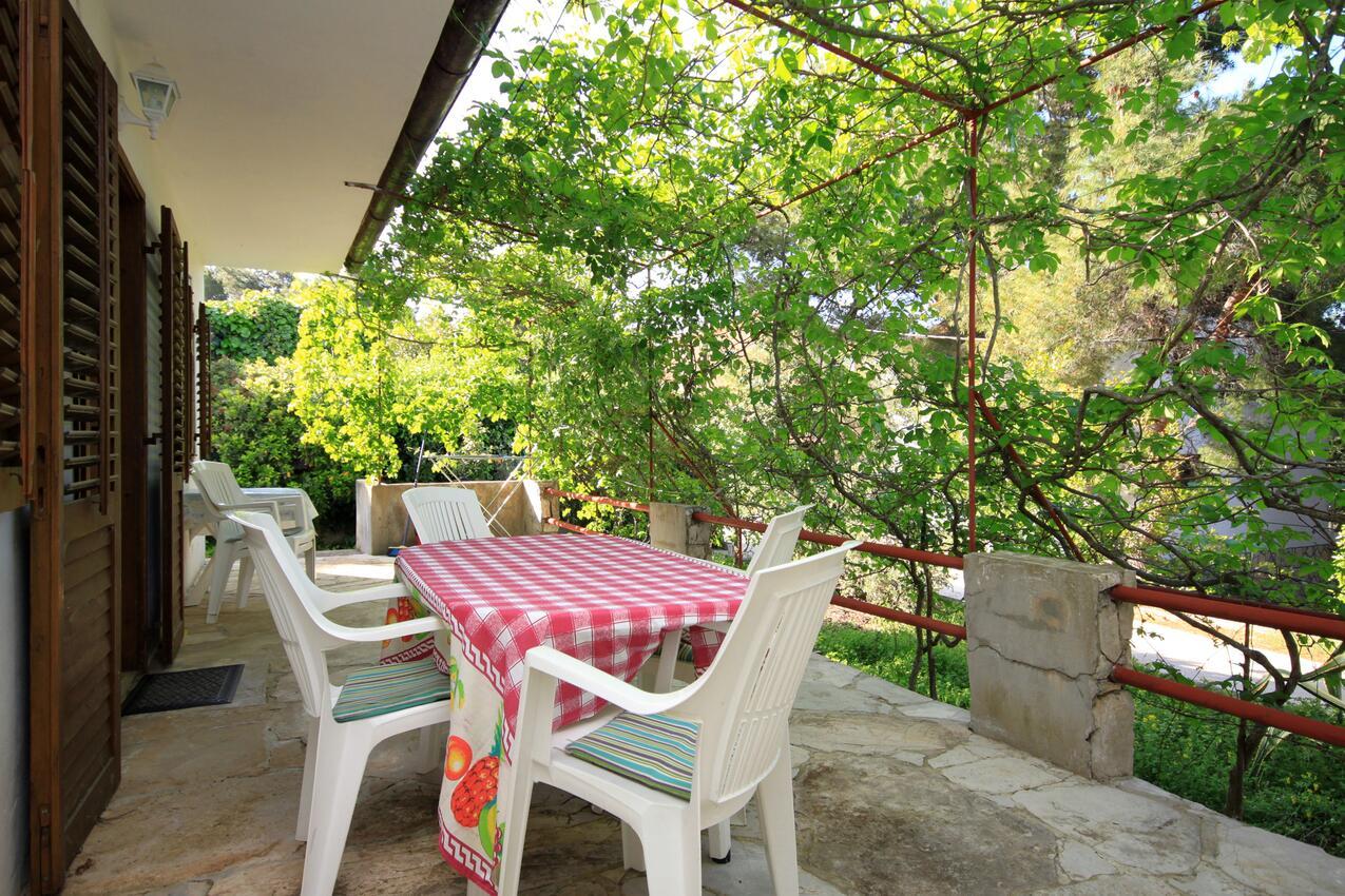 Ferienwohnung im Ort Mudri Dolac (Hvar), Kapazität 2+2 (1012640), Vrbanj, Insel Hvar, Dalmatien, Kroatien, Bild 1
