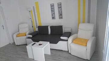 Banjol, Nappali szállásegység típusa apartment, dostupna klima i WIFI.