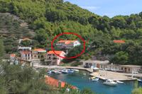 Apartments by the sea Gršćica (Korčula) - 11809