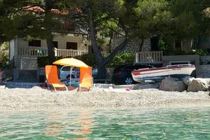 Apartments by the sea Brela (Makarska) - 11821