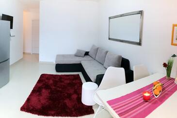 Sevid, Dnevna soba v nastanitvi vrste house, dostopna klima in WiFi.