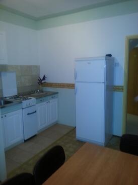 Orebić, Kuchyňa v ubytovacej jednotke apartment, WiFi.