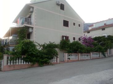 Orebić, Pelješac, Obiekt 11834 - Apartamenty ze żwirową plażą.