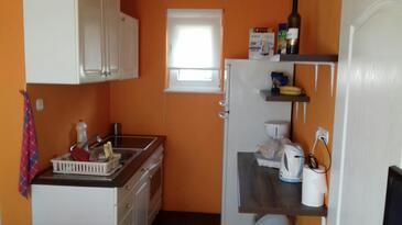 Pinezići, Kitchen in the apartment, WIFI.