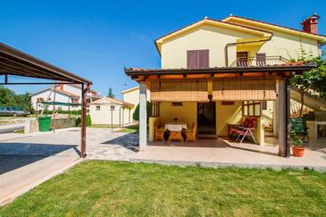Vinež, Labin, Property 11851 - Apartments with pebble beach.