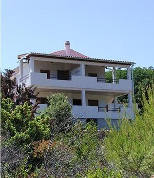 Rukavac, Vis, Property 11855 - Apartments with pebble beach.