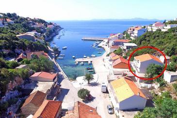 Zavalatica, Korčula, Property 11864 - Apartments by the sea.