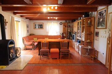 Gornja Voća, Living room 1 in the house, (pet friendly).