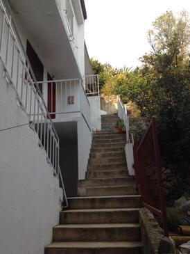 Podgora, Makarska, Objekt 11888 - Apartmaji v bližini morja s prodnato plažo.