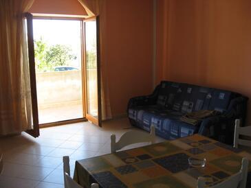 Kosi, Гостиная в размещении типа apartment, доступный кондиционер, Домашние животные допускаются и WiFi.