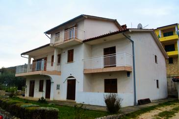 Kosi, Labin, Объект 11891 - Апартаменты с галечным пляжем.