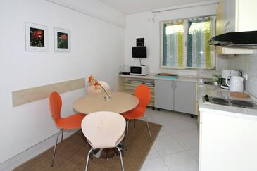 Trogir, Jídelna v ubytování typu apartment, WiFi.