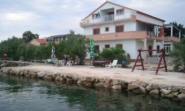 Neviđane, Pašman, Propiedad 11902 - Apartamentos y Habitaciones by the sea.