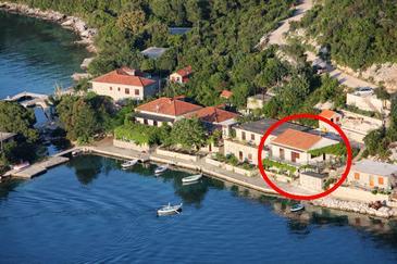 Prožurska Luka, Mljet, Objekt 11903 - Ubytování v blízkosti moře.