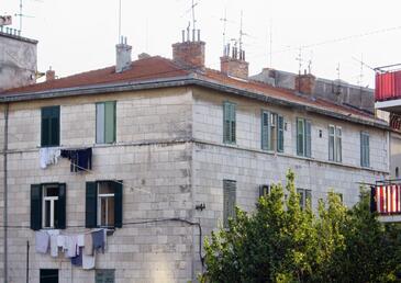 Split, Split, Objekt 11921 - Apartmani sa pješčanom plažom.