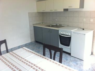 Zaglav, Kitchen in the apartment.