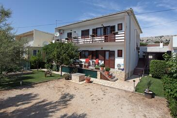 Pag, Pag, Property 12035 - Apartments with pebble beach.