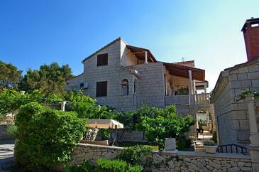 Sumartin, Brač, Objekt 12036 - Ubytování v blízkosti moře.