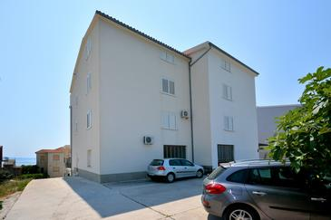 Podstrana, Split, Property 12045 - Apartments with pebble beach.