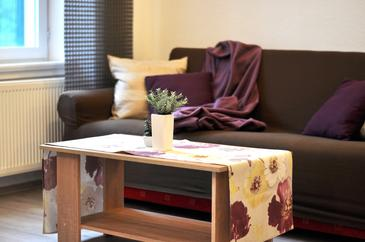 Zagreb One bedroom apartment with air-conditioning - A-12046-a ...