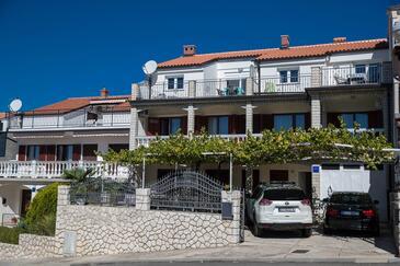 Crikvenica, Crikvenica, Alloggio 12116 - Appartamenti affitto con la spiaggia ghiaiosa.