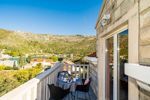 Apartments by the sea Zaton Mali (Dubrovnik) - 12120