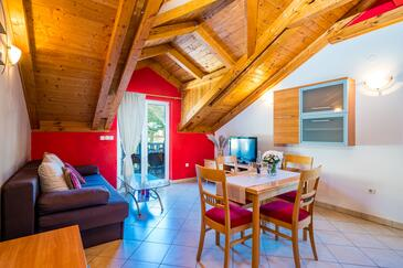 Zaton Mali, Camera de zi în unitate de cazare tip apartment, WiFi.