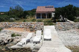 Seaside house for families with children Cove Vitane bay - Vitane (Pašman) - 12141