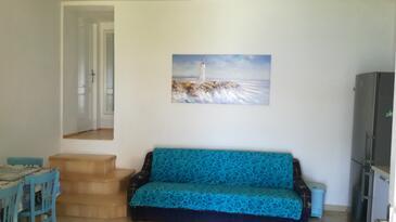 Vitane, Obývacia izba v ubytovacej jednotke house, dopusteni kucni ljubimci.