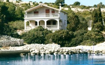 Dragišina, Kornati, Property 12150 - Vacation Rentals by the sea.