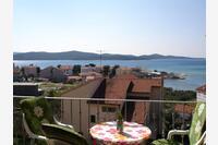 Apartments by the sea Žaborić (Šibenik) - 12205