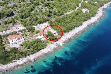 Zaglav, Korčula, Objekt 12208 - Ferienwohnungen nah am Meer.
