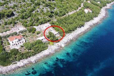 Zaglav, Korčula, Objekt 12208 - Ubytování v blízkosti moře.