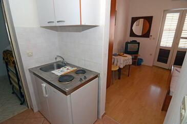 Makarska, Кухня в размещении типа studio-apartment, WiFi.