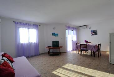 Zatoglav, Obývací pokoj 1 v ubytování typu house, WiFi.