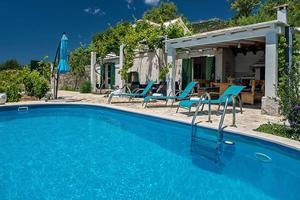 Family friendly house with a swimming pool Bol (Brač) - 12228
