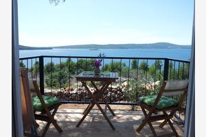 Secluded holiday house Milna (Brač) - 12229