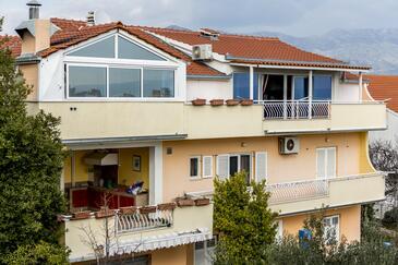 Split, Split, Object 12252 - Appartementen with pebble beach.