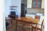 Apartmány s parkovištěm Vodice - 12258