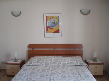 Medulin, Schlafzimmer in folgender Unterkunftsart room, dostupna klima i WIFI.