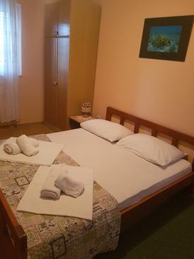 Solaris, Ložnice v ubytování typu room, domácí mazlíčci povoleni a WiFi.