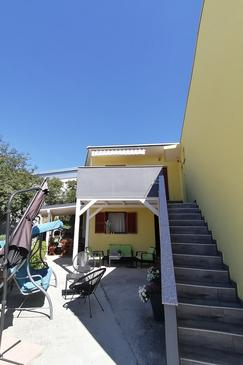 Crikvenica, Crikvenica, Property 12305 - Apartments and Rooms with pebble beach.