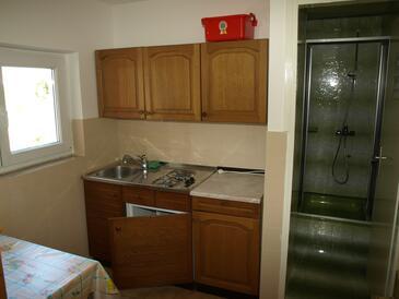 Novi Vinodolski, Cuisine dans l'hébergement en type apartment, WiFi.