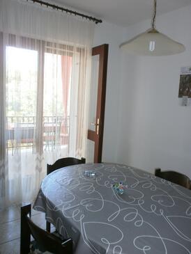 Podgora, Ebédlő szállásegység típusa apartment, háziállat engedélyezve és WiFi .