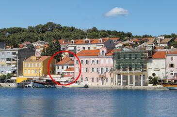 Mali Lošinj, Lošinj, Property 12342 - Apartments near sea with rocky beach.