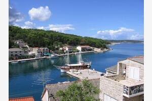 Apartments by the sea Povlja (Brač) - 12352