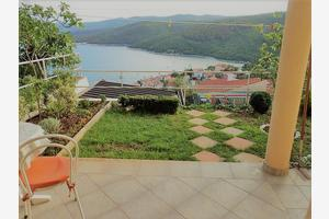 Apartments and rooms with parking space Rabac (Labin) - 12368